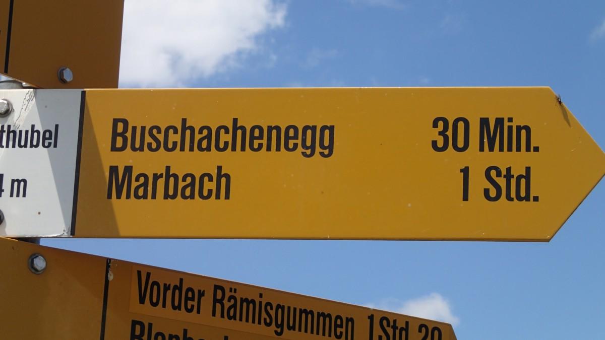 marbach-wegweiser